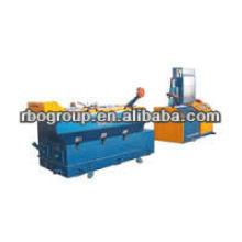 17DS(0.4-1.8) Gear type haute vitesse intermédiaire tréfilage machine (machine de fabrication de fil électrique) de cuivre