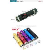 OEM / ODM Factory 3W Cree XPE Lampe LED 3 Modes rechargeable mini led lampe de poche