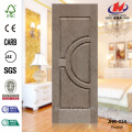 Natural Padouk Wood Veneer Door Skin