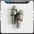 CNC turning machining threaded stainless steel screw parts