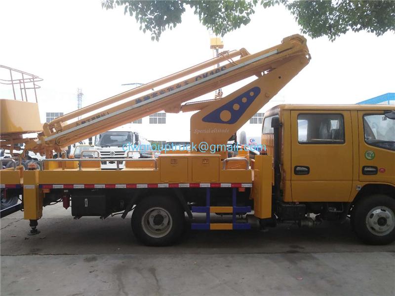 Aerial Platform Truck 2