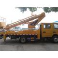 Empilhador braço telescópico Dongfeng 20m