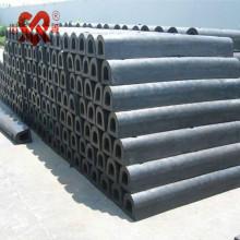 Made in China alto desempenho marinha sólida tipo D tipo pára-choque de borracha