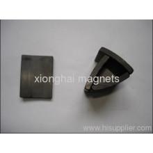 Supply Segment Ceramic Ferrite Magnet Rear Earth C8 For Sale
