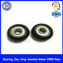 Buen rendimiento y rodamiento rígido de bolas de alta velocidad de plástico (BSR 8X30X10)