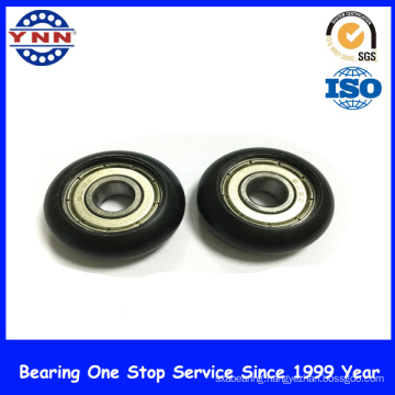 Good Performance and High Speed Plastic Deep Groove Ball Bearing (BSR 8X30X10)
