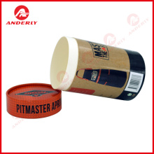 Personlized Products for Gift Packaging Cardboard Tube High Strength Packaging For Clothes Cylindrical Paper Box supply to Germany Importers
