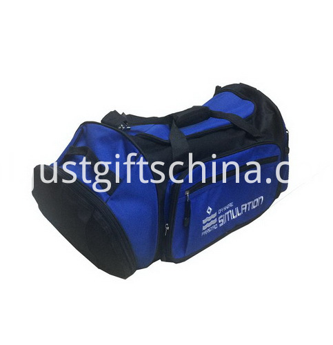Promotional Imprinted Oxford Travel Bags