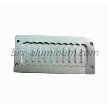 Customized Hard Anodized Aluminum Alloy Part