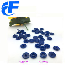 Cheap for Plastic Snap Button Fasteners POM Material Kam Rain Coat 13mm Plastic Snap Button export to Netherlands Importers