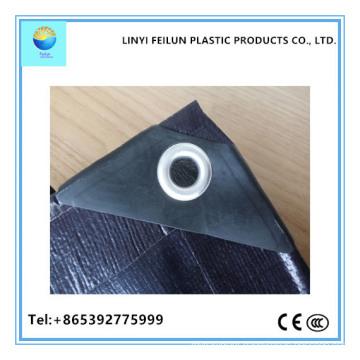 Hot Sales High Quality Black Tarpaulin
