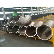 Codo de tubo de acero galvanizado