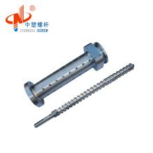silicone rubber screw and barrel/ rubber extruder screw barrel design