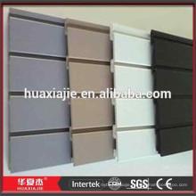 Garage Slatwall Panels / Decorative Storage Wall Panels