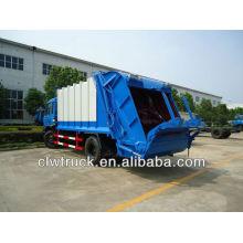 12 CBM garbage compactor truck