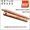 Efficient Heat Transfer Spiral Tube