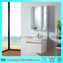 2017 New Basin Bathroom Vanities with Shelf Mirror