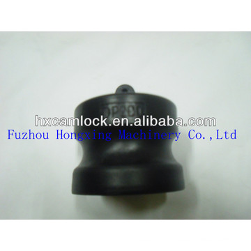 PP quick coupler for hydraulic type DP male coupling