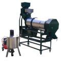 Máquina de revestimiento de semillas de hierba
