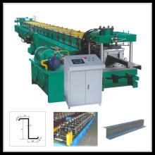 faisant le rouleau de canal de forme de C formant la machine