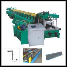 C-Form-Kanal-Rollformmaschine