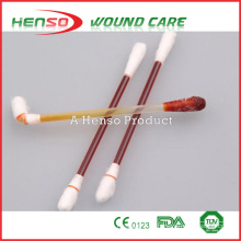 HENSO Plastic Povidone Iodine Cotton Bud