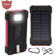 Chargeur portatif de banque d'énergie solaire 10000mAh imperméable pour l'iPad (SC-5688)