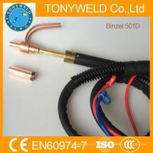 Binzel CNC Auto MB 501D pistola MIG