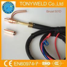 Binzel CNC Auto MB 501D MIG gun