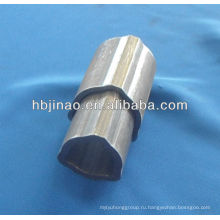 Труба треугольного сечения вала карданного вала и бесшовная треугольная труба, изготовленная в Китае (материк)
