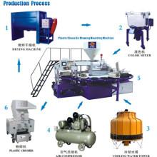 Deslizador de PVC / Sole fazendo linha de produção