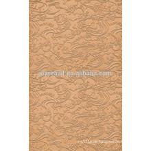 Hochwertige 2,5mm, 3mm glatte und geprägte Hartfaserplatte