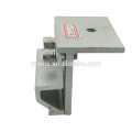 Cost-effective Solar Panel Roof Mount Solar Aluminum Clamp