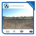 Painéis utilitários para fornecedor dourado / Painéis para gado de arame soldado