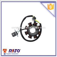 Good rating 8 poles full wave DC motorcycle magneto coil assy