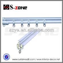 Хорошая скользящая гибкая пластмассаPVC nano одиночные шторы и дорожки SC01