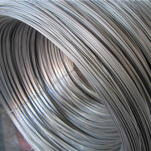 Q235 Steel Wire Rod in coil