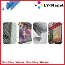One Way Vision, One Way Sticker (Perforated Vinyl)