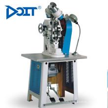DT8 industrielle automatique supérieure en cuir toile chaussures en caoutchouc double côté bouton machine à coudre industrielle