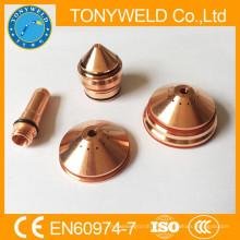 Für 260A Plasmaschneiden Verbrauchsmaterialien