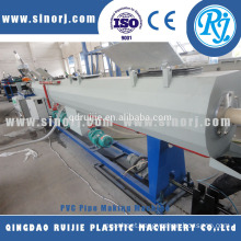 HDPE water pipe machine production line
