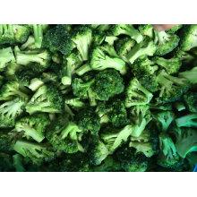 Gefrorener Brokkoli mit (3-5cm) Schnitt
