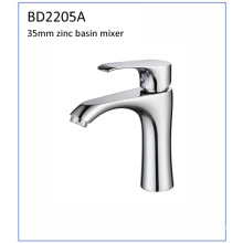 Bd2205A New Design 35mm Zinc High Quality Basin Faucet