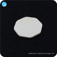 refractory wear resistance 95 ceramic insulator alumina insulation parts with factory price