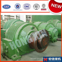 Helical Gearing shaft mounted reducer