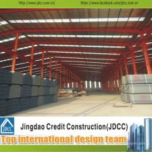 Hohe Qualität große Stahlkonstruktion Workshop