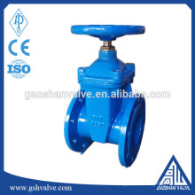 Z45X type soft seal non rising stem gate valve