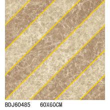 Carreaux de tapis de sol en porcelaine 32X32 '800X800 avec prix bon marché (BDJ60485)