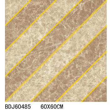 Azulejos de carpetes de piso de porcelana 32X32 '800X800 com preço barato (BDJ60485)