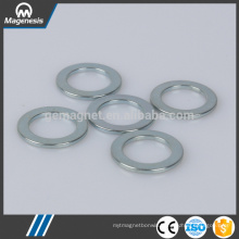 Cheap eco-friendly quality circle ring ferrite magnet
